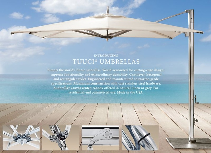 restoration hardware outdoor umbrellas backyard