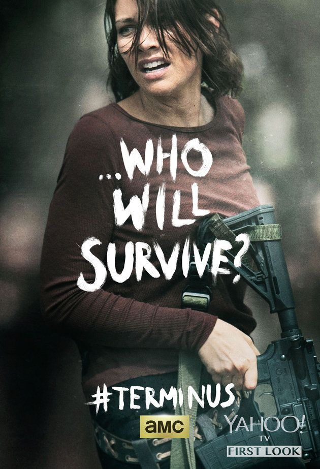 'The Walking Dead' Season 4 Finale Teaser Poster: Will Maggie Survive? | Yahoo TV - Yahoo TV