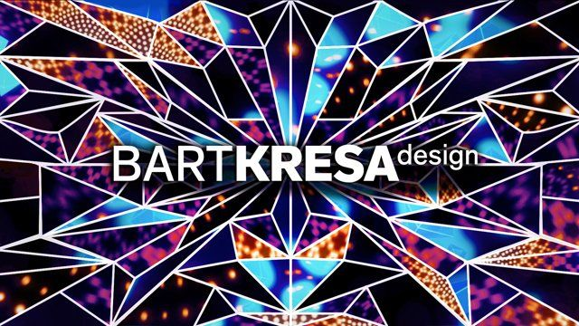 latest work from BARTKRESA design, a projection mapping company  www.bartkresa.com