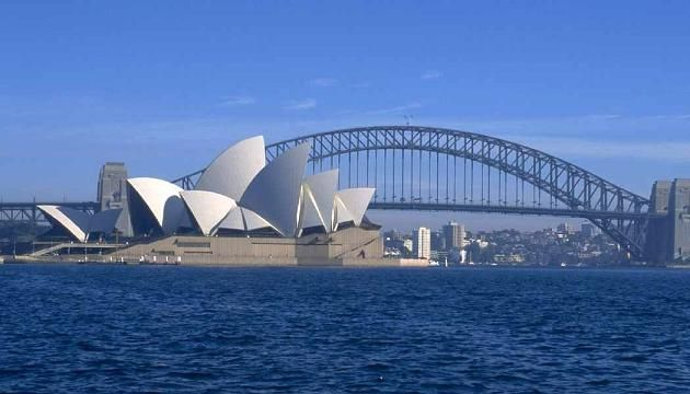 would love to go to Australia
