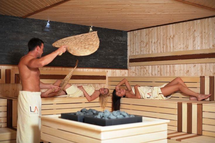 Rytualy Saunowe Chorzów LIFEAGE Premium Wellness Club