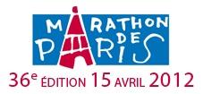 Marathon de Paris - April 15 2012