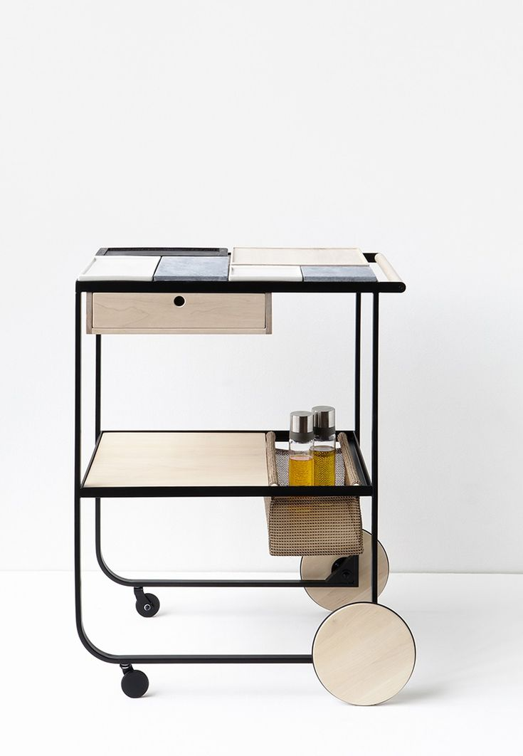 16 best trolley design images on pinterest beverage for Designs of kitchen trolleys