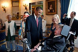 Stephen Hawking – Wikipédia, a enciclopédia livre