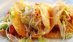 San Antonio restaurant's La Hacienda and Los Barrios, Diana Barrios Trevino's recipe for Puffy Taco's