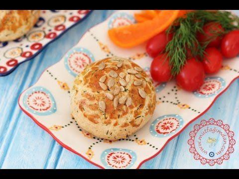 Dereotlu Peynirli Pogaca – Videolu Tarif | Mutfağımdan