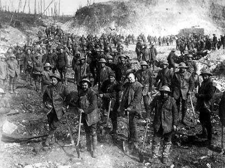 battle of hamel The aggressive german spring 1918 offensive created a bulge in the british line  that encompassed the french village of hamel, near amiens,.