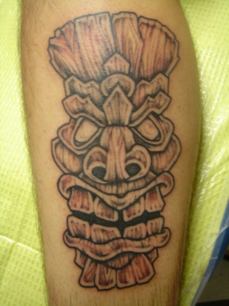 1000 images about tiki tattoos on pinterest masks tat for Polynesian tiki tattoo