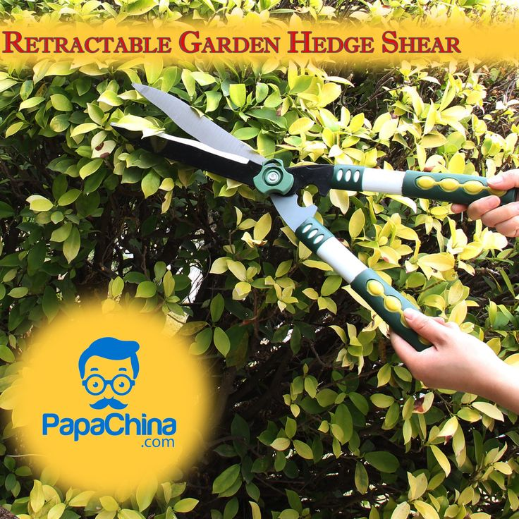 The Retractable Garden Hedge Shear is a high quality promotional tool that is capable of gardening, cutting and had features such as carbon steel blades, conditioning design, non-slip handle, bumper stopper. This ensures that not only does your company name and logo get in front of them, but it stays there.