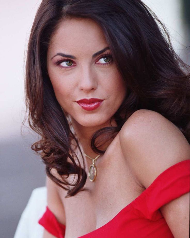 Uruguayan-Mexican actress Barbara Mori, famous for her telenovela work ...