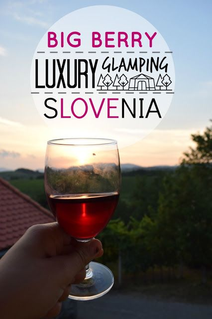 Review of BIG BERRY Glamping Camp - Luxury Accommodation in Bela Krajina, Slovenia! Have you ever been to Slovenia? Would you like to go? Comment below and let me know!