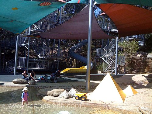 Sydney�s Best Playgrounds � Putney Park Playground