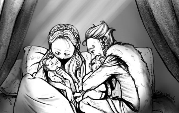 -Loki has never stopped loving Sigyn- : Photo