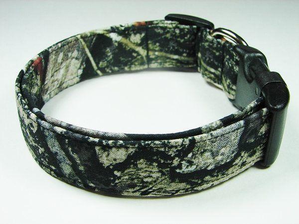 Charming True Timber Conceal Camo Hunting Camouflage Dog Collar Medium #CarolsCharmingPuppyPalace