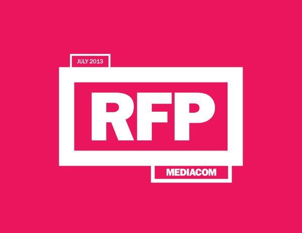 Media Agency RFP Response by Vinney Tecchio, via Behance - Beautiful #pitch #deck #design