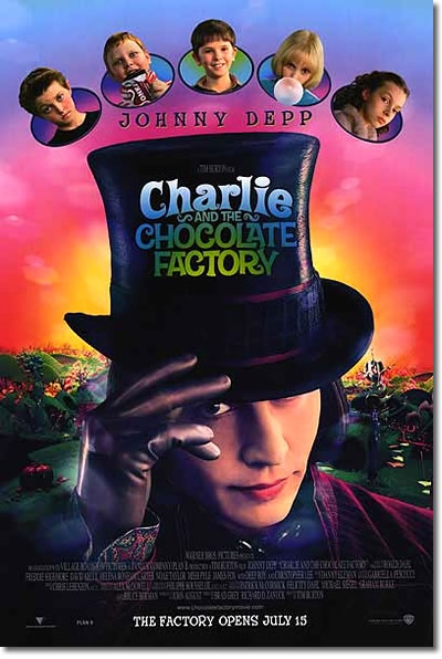 my kids love this movie, and I, well, I love Johnny Depp.