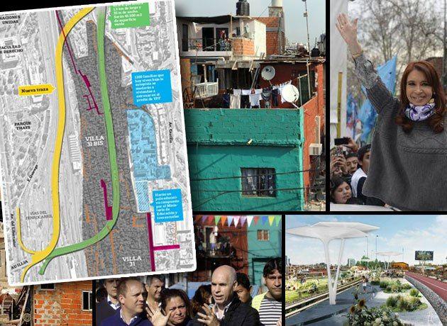 """La urbanización de la Villa 31, entre la pelea de """"relatos"""" y una burbuja inmobiliaria del mercado subterráneo – The Bosch's Blog"""
