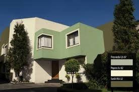 Resultado de imagen para fachadas de pintura exterior modernas