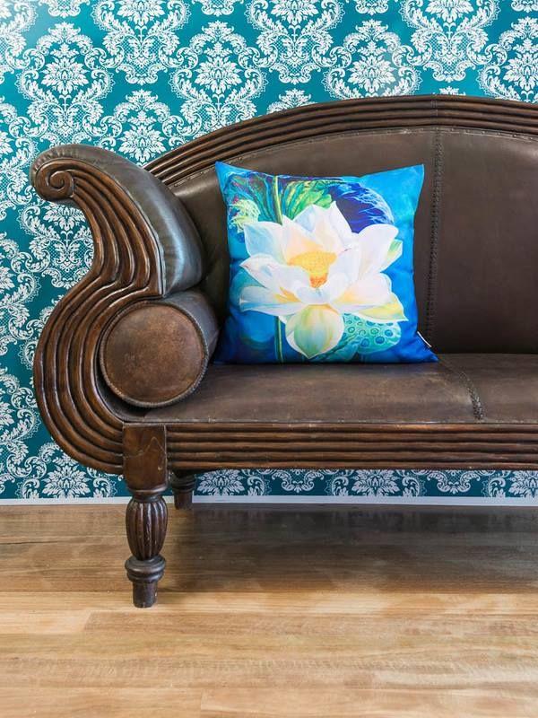 Great interior design addition! Beautiful cushion covers: http://www.sunburstoutdoorliving.com/