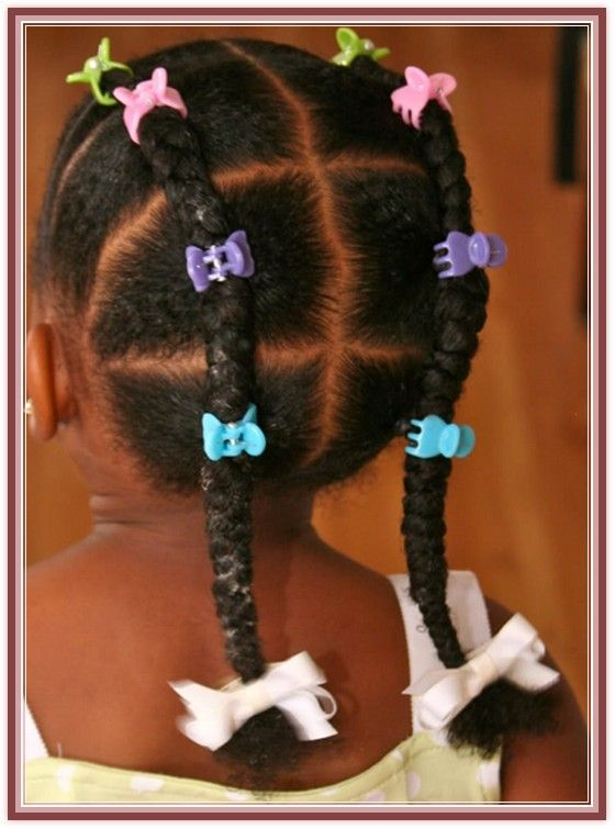 Very Good Wedding Hairstyles For African American Toddlers