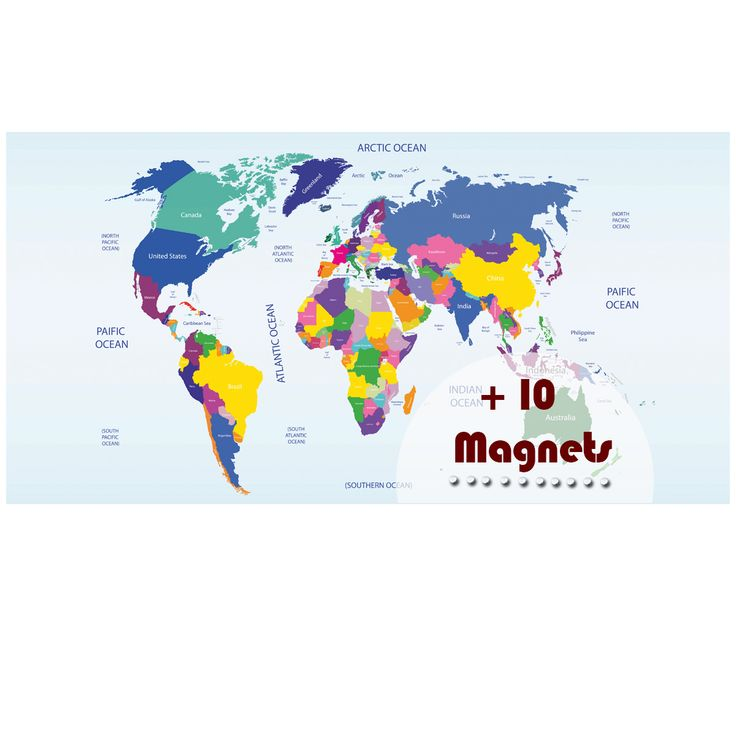 7 best galerie stickers carte du monde world map decals gallery images on pinterest world. Black Bedroom Furniture Sets. Home Design Ideas