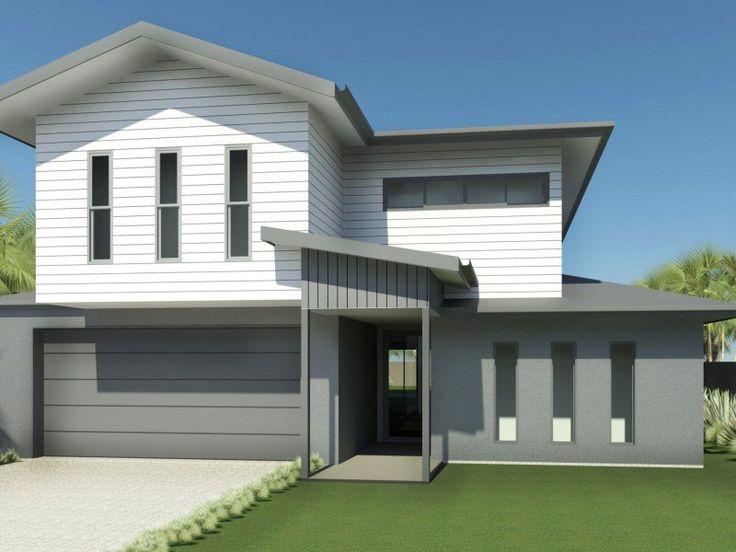 Photo of a concrete house exterior from real Australian home - House Facade photo 615295