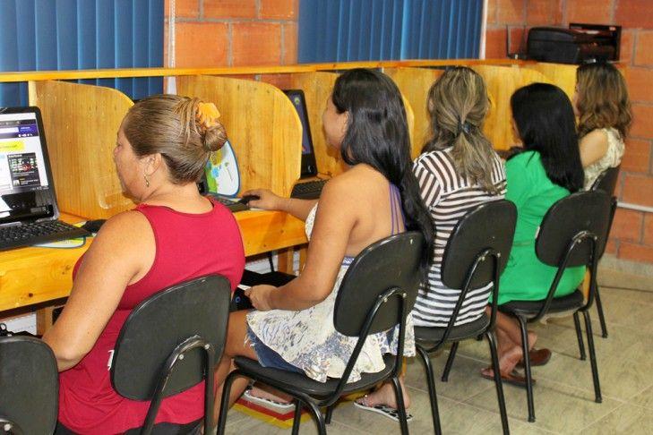 Prosamim – Moradores de Residencial concluem curso de Informática básica