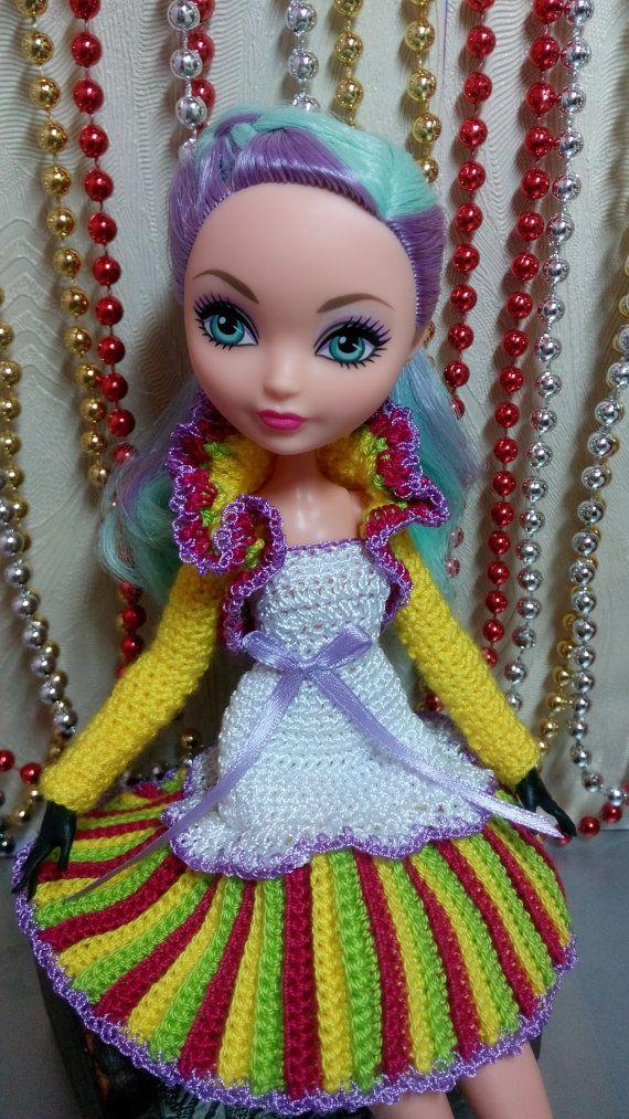 Crochet Ever After : crochet 6 barbie crochet handmade crochet crochet clothes ever after ...