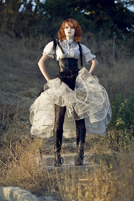 lacy steampunk