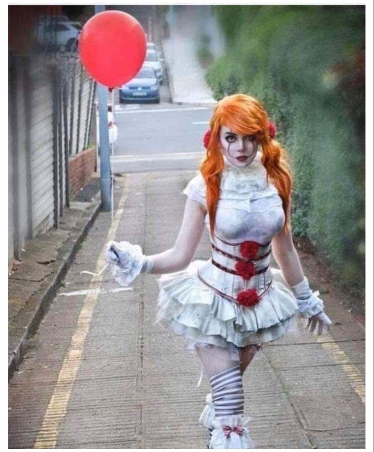 Halloween Pennywise Costume in 2020 Funny memes about