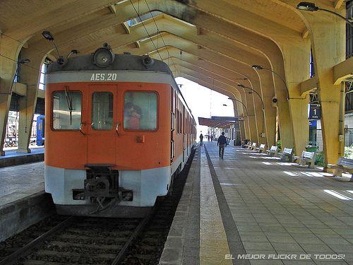 FIAT Concord AES-20, en la estación de Temuco