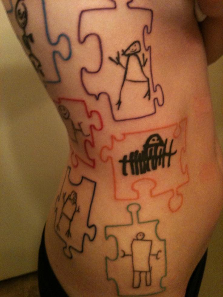 Autism Tattoo...