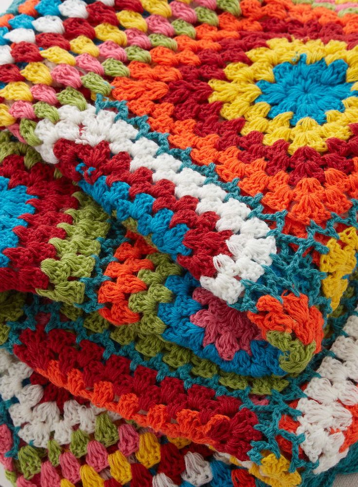 Photo 2 of Crochet Throw