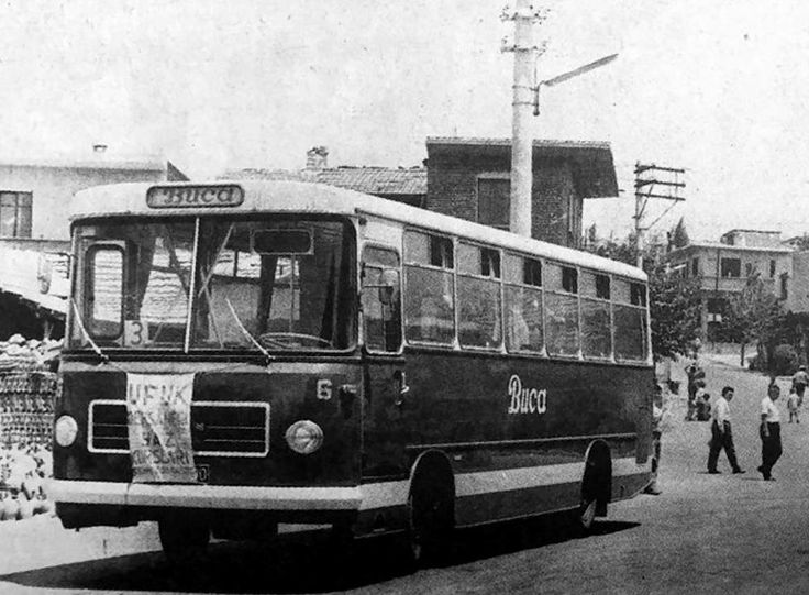 Şirinyer BUCA MAN 445 İZMİR 1972