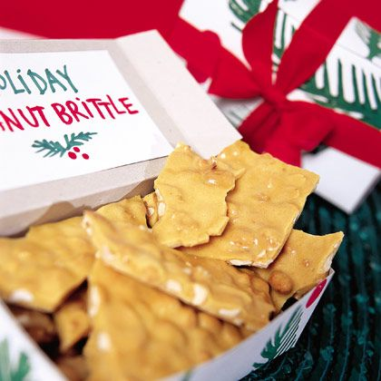 Near Instant Peanut Brittle! Yum! Super easy for kids to join in on the mixing and measuring fun, too! Totally Catia approved!