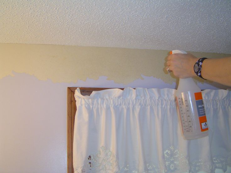 Detailed Instructions for Removing #Wallpaper Borders - http://www.homeadditionplus.com/odds-ends-info/Removing-Wallpaper-Borders.htm