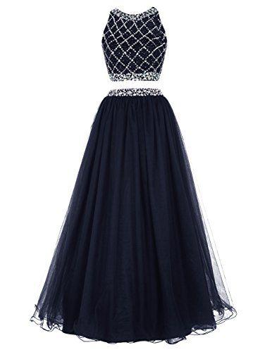 Dresstells® Long Prom Dress Two Pieces Evening Party ... https://www.amazon.co.uk/dp/B01CCV1FTO/ref=cm_sw_r_pi_dp_9NHExbBRVFW9N
