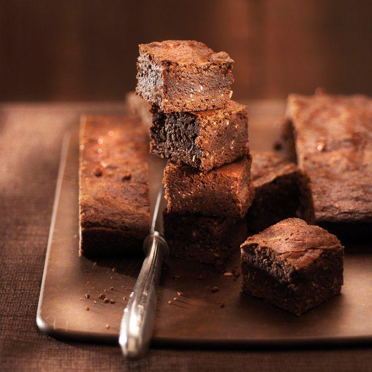 Découvrez la recette des brownies à la noix de coco