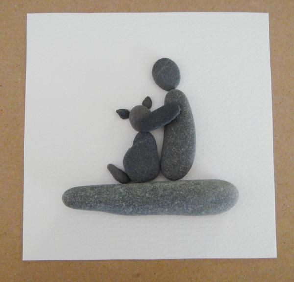 Top 25 best pebble art ideas on pinterest stone stone for Pebble art ideas