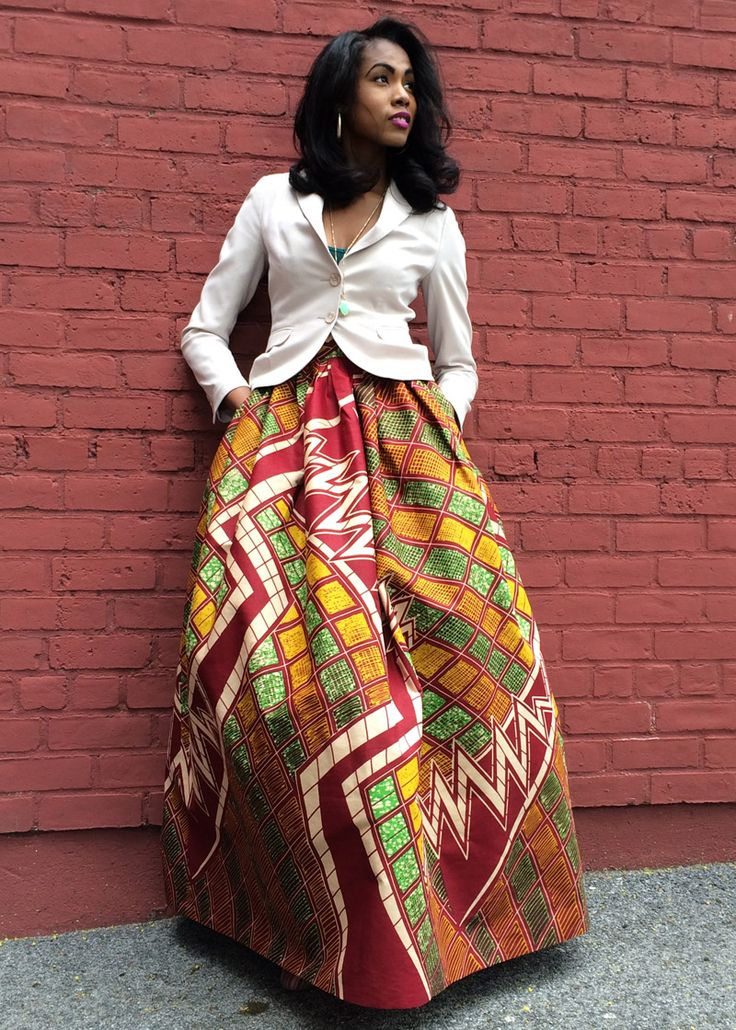 The Laura Maxi I need this outfit in my life right now
