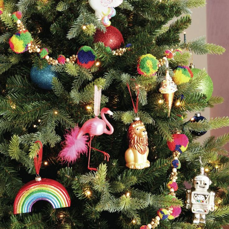 See the John Lewis Christmas tree decorating trends 2019