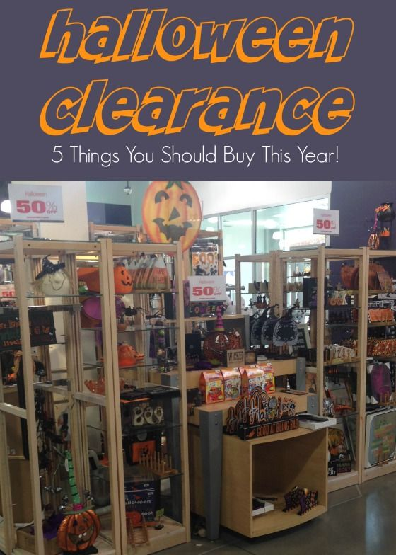 halloween clearance sales 5 things you should buy this year awesome tips for halloween - Halloween Decorations Clearance