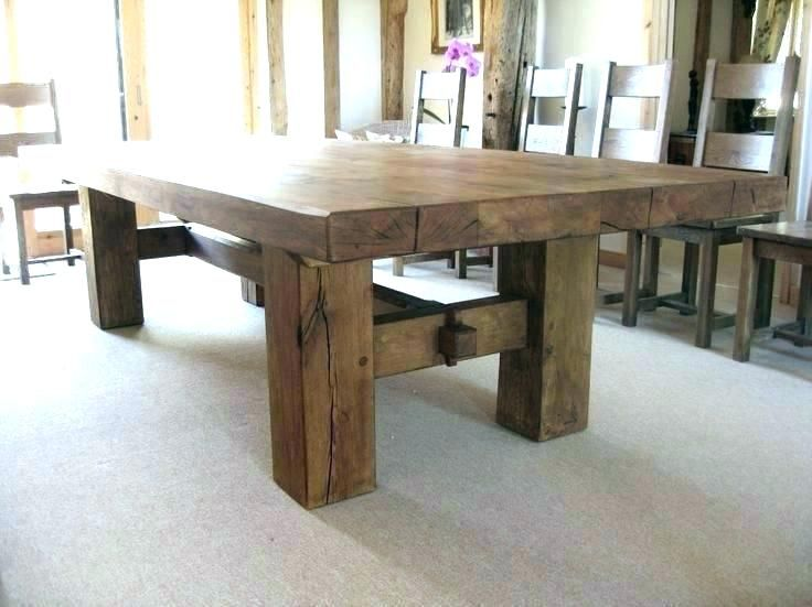 Amazing Farmhouse Table Plans Concept That You Can Create By Yourself Meja Kayu Mebel Kayu