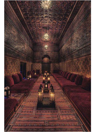 MOROCCO: Casbah Confidential: Serge Lutens. 2/21/2012 via Wmagazine.com
