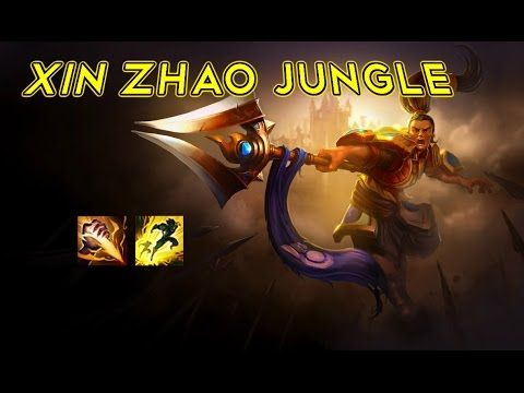 Xin Zhao Jungle   Patch 7.1   League Of Legends   Season 7 https://www.youtube.com/attribution_link?a=EufoQbYJFYU&u=%2Fwatch%3Fv%3DX1uT5KsggSw%26feature%3Dshare #games #LeagueOfLegends #esports #lol #riot #Worlds #gaming