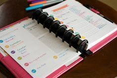 Not exactly what I want but I like the style. Staples ARC: Free Planner Printable!