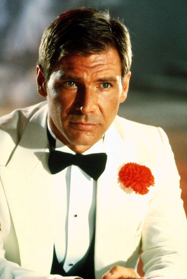 Harrison Ford as Indiana Jones...And why don't any of MY teachers look like this?