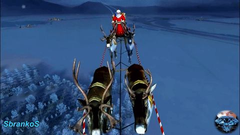 animated Santa Claus  gif