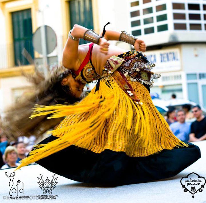 Patricia Passo  Festival 3 Culturas de Murcia