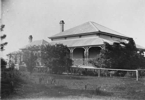 Early Coorparoo residence, St Leonards by State Library of Queensland, Australia, via Flickr